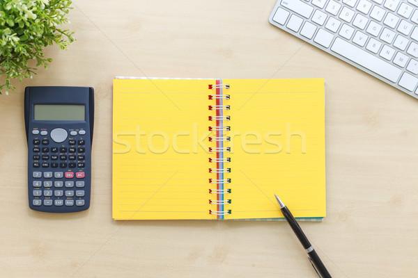 Stock fotó: ötletelés · projekt · vezetőség · tervez · felső · kilátás