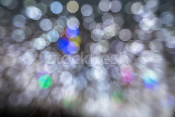 Bokeh Blur movimiento resumen fondo Foto stock © vinnstock