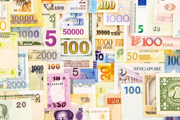 banknote money cash and currency paper  Stock photo © vinnstock