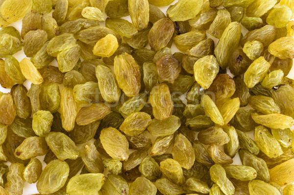 Or jaune raisins fond sweet saine Photo stock © vinodpillai