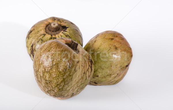 Vla appel vruchten natuur studio Geel Stockfoto © vinodpillai