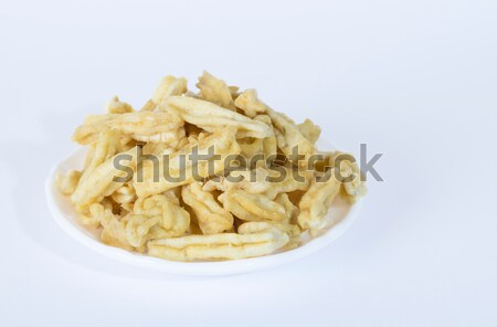 Ganthiya or Gathiya (spicy chickpea snack) Stock photo © vinodpillai
