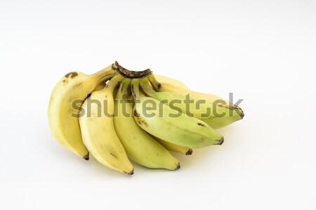 Indian yellaki bananas Stock photo © vinodpillai