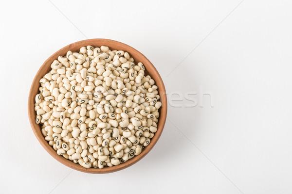Dried Black-eyed beans Stock photo © vinodpillai