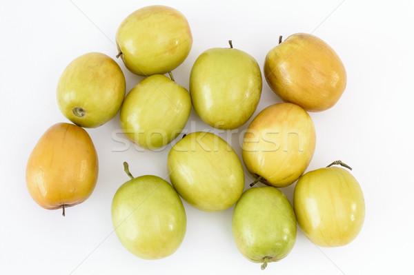 Indian plum or jujube fruits Stock photo © vinodpillai