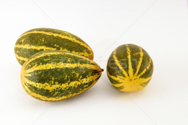 Indian Yellow Pumpkin Stock photo © vinodpillai