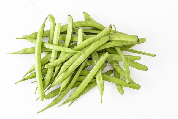Cluster beans or Guar Stock photo © vinodpillai