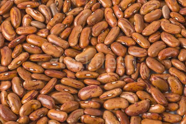 Rood nier bonen textuur gezondheid groep Stockfoto © vinodpillai