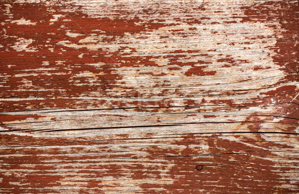 Vintage brown weathered wooden texture Stock photo © viperfzk