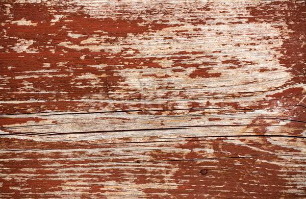 Vintage brązowy wyblakły tekstury ogrodzenia Zdjęcia stock © viperfzk