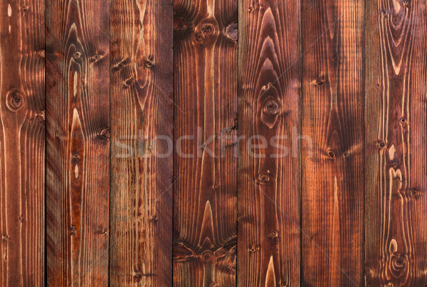Stok fotoğraf: Rustik · kahverengi · kırmızı · ahşap · dikey · görmek