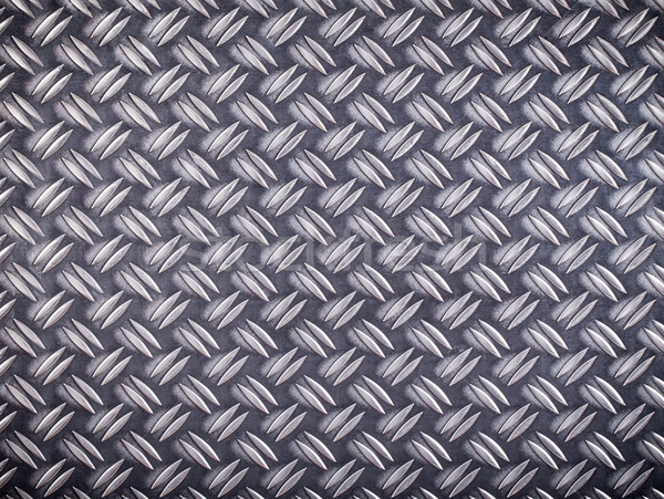 темно металл пластина удвоится Diamond текстуры Сток-фото © viperfzk