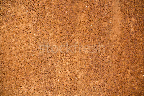 Old weathered rusty metal background Stock photo © viperfzk