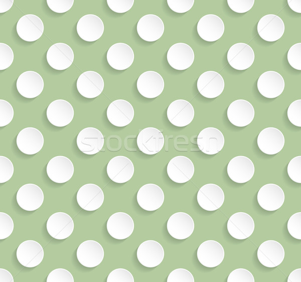 Tileable stylish background design with dots Stock photo © vipervxw