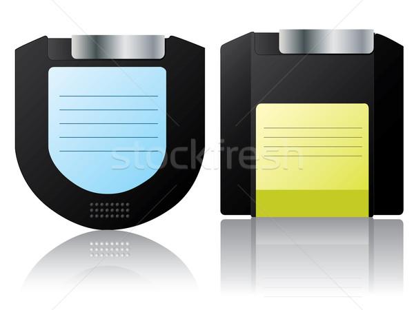 Zip disks  Stock photo © vipervxw