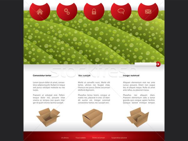 Foto stock: Site · modelo · produto · conjunto · projeto · apresentação