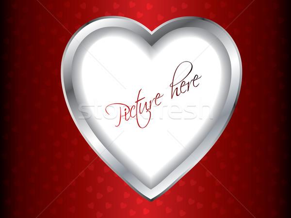 Valentine card 9  Stock photo © vipervxw