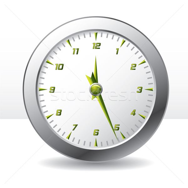 Analog wall clock  Stock photo © vipervxw