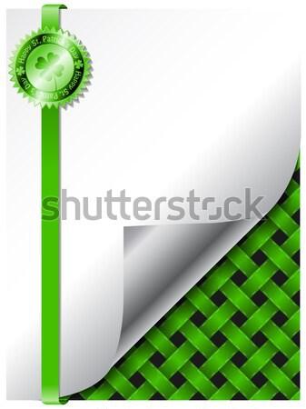Stok fotoğraf: Soyut · neon · broşür · dizayn · kabarcıklar · oklar