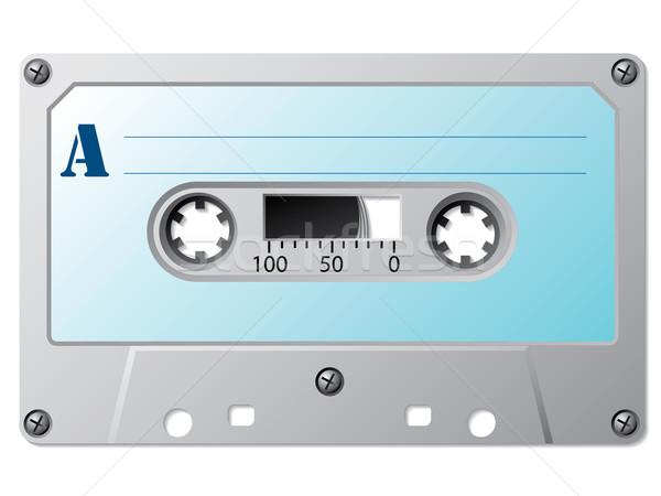 Classic music cassette Stock photo © vipervxw