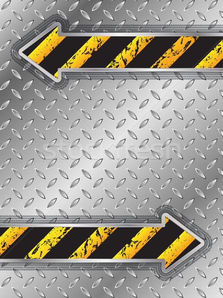 промышленных брошюра шин вокруг Стрелки аннотация Сток-фото © vipervxw