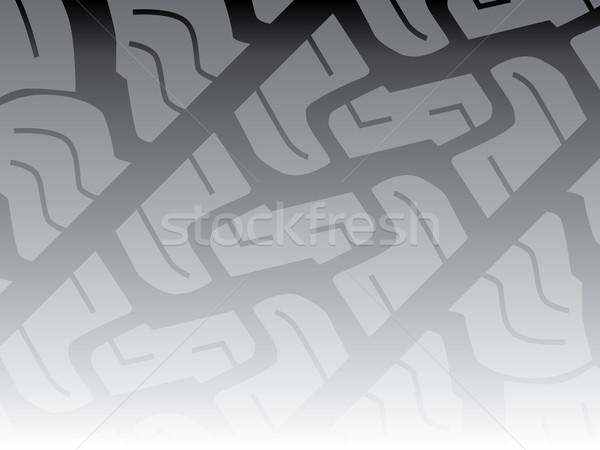 Gray tire background  Stock photo © vipervxw