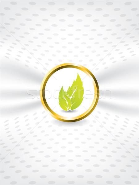 Abstract eco background design Stock photo © vipervxw