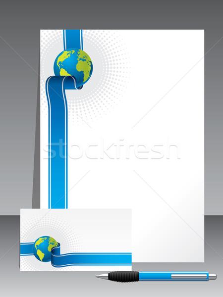 Business set of three Stock photo © vipervxw
