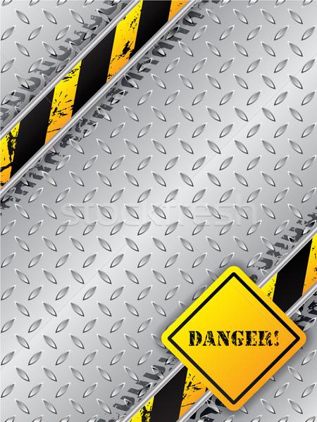 Zdjęcia stock: Streszczenie · przemysłowych · broszura · opon · metaliczny · tablicy