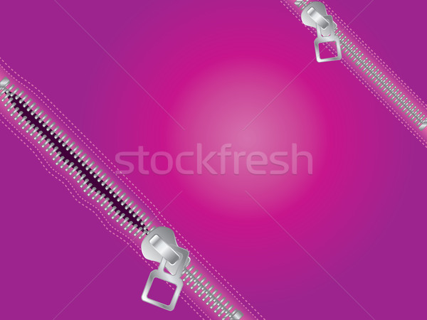 Zippers Stock photo © vipervxw