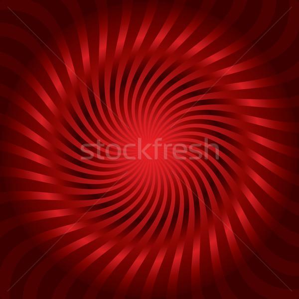 Red twirl  Stock photo © vipervxw