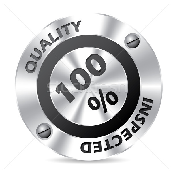Technology award badge design Stock photo © vipervxw