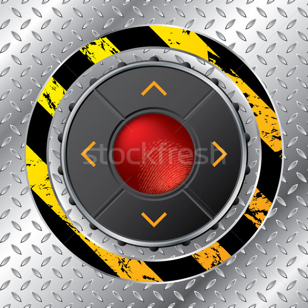 Industrial background with buttons Stock photo © vipervxw