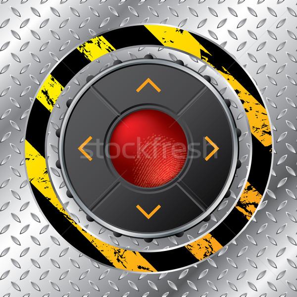 産業 ボタン デザイン ボタン コンボ 都市 ストックフォト © vipervxw