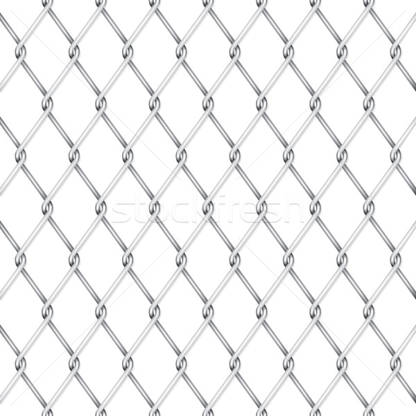 Vector wire fence Stock photo © vipervxw
