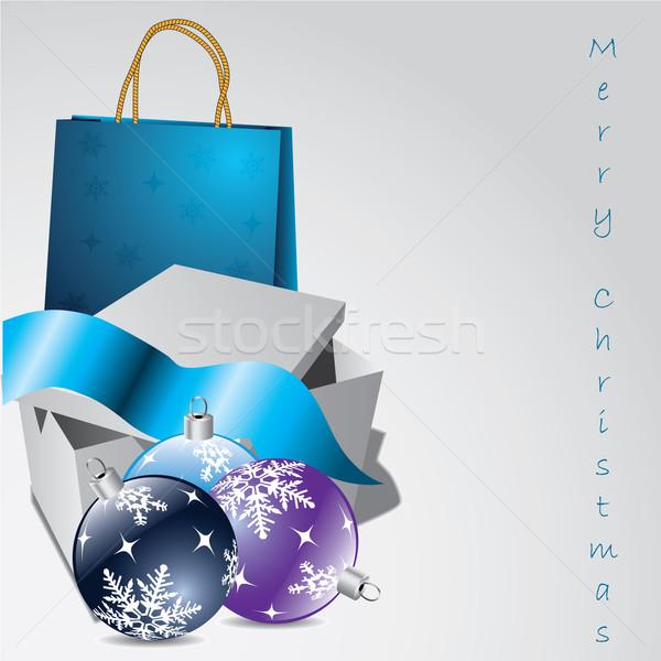 Christmas gifts  Stock photo © vipervxw