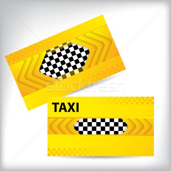 Streszczenie Taksówką Wizytówkę Projektu Biały