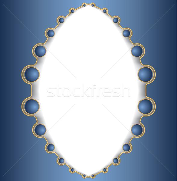 New kind of frame Stock photo © vipervxw