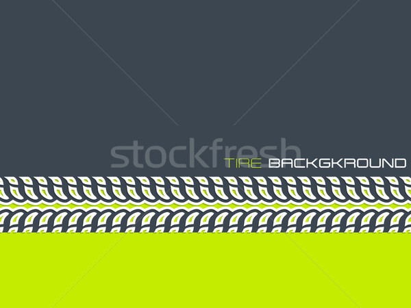 Tire advertising background design Stock photo © vipervxw