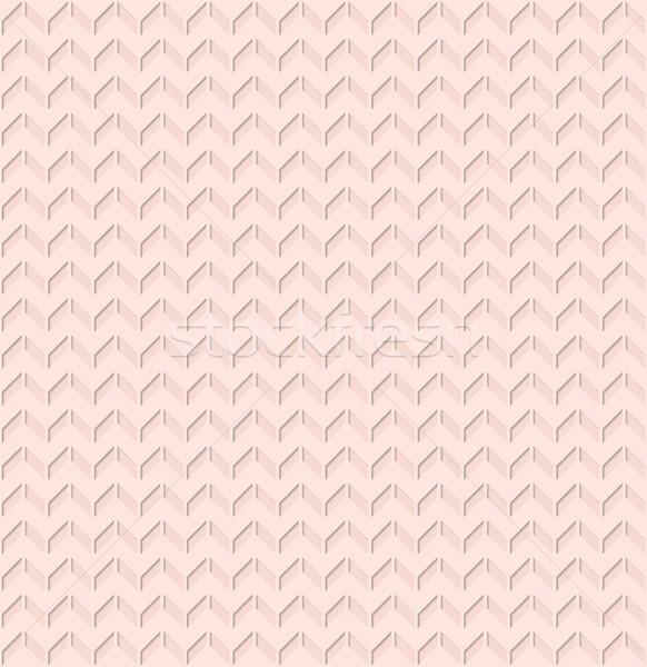 Samless pattern design with primitive shapes Stock photo © vipervxw