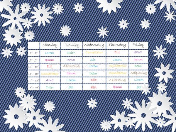 Zeitplan Stock Fotos, Stock Bilder und Vektoren (Seite 2) | Stockfresh