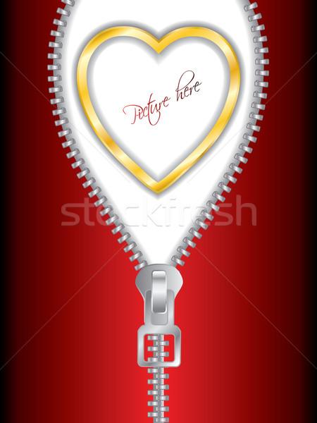Valentine card 14  Stock photo © vipervxw