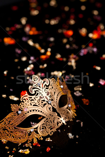 Carnival mask. Stock photo © Vitalina_Rybakova