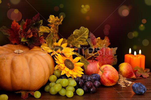 果物 野菜 休日 ライト 自然 ストックフォト © Vitalina_Rybakova