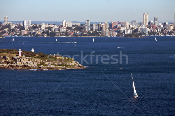 Sydney Harbour  Stock photo © Vividrange