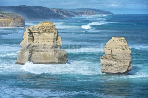Twelve Apostles Stock photo © Vividrange