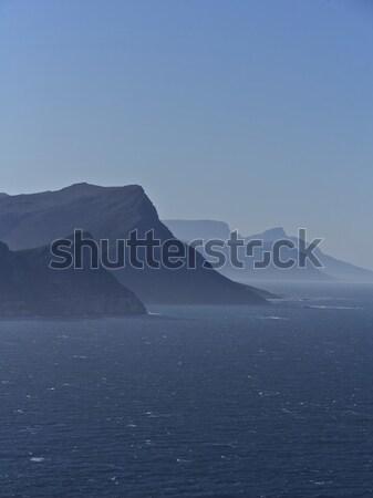 Cape Point, South Africa Stock photo © Vividrange