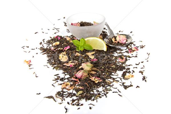 Healthy Herbal Tea Stock photo © Vividrange