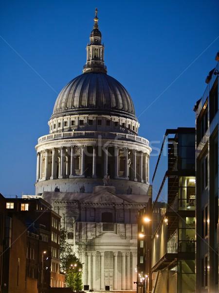 教会 1泊 写真 大聖堂 セントラル ロンドン ストックフォト © Vividrange