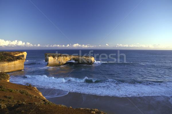 London bridge magnifique océan route Australie douze Photo stock © Vividrange